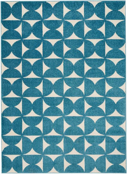 nourison dws03 harper ds301 blue