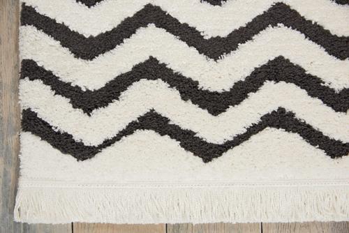 Nourison DWS05 KAMALA DS501 WHITE Detail