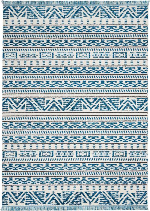 Nourison DWS05 KAMALA DS503 IVORY BLUE