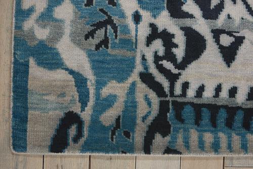 Nourison DUNE DUN01 INDIGO Detail