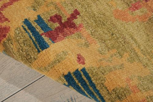 Nourison DUNE DUN02 GABBEH Detail