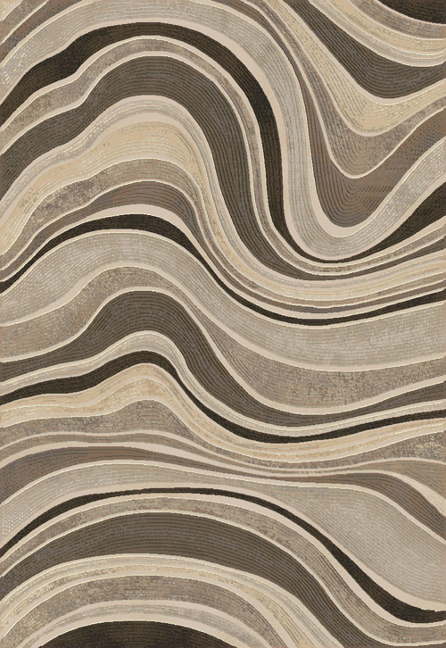 Dynamic ECLIPSE 68141 MULTI SILVER Rug