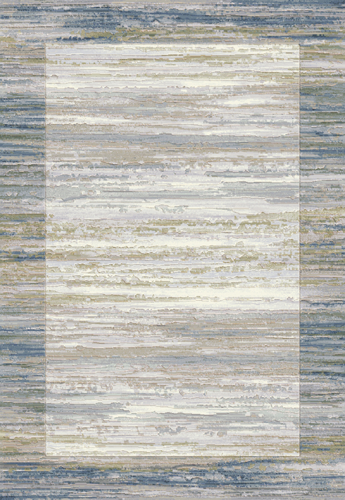 Dynamic ECLIPSE 79138 BLUE/GREY Rug