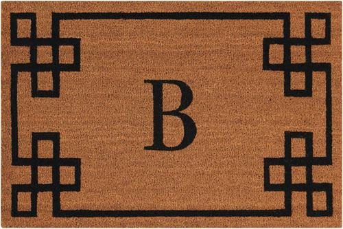 nourison mats elegant entry eecmb natural mat