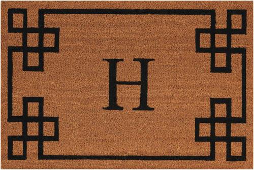 nourison mats elegant entry eecmh natural mat