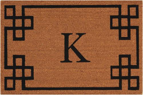 nourison mats elegant entry eecmk natural mat