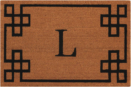 nourison mats elegant entry eecml natural mat