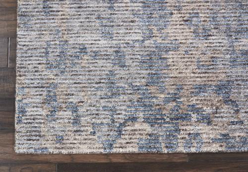 Nourison ELLORA ELL04 GRAPHITE Detail