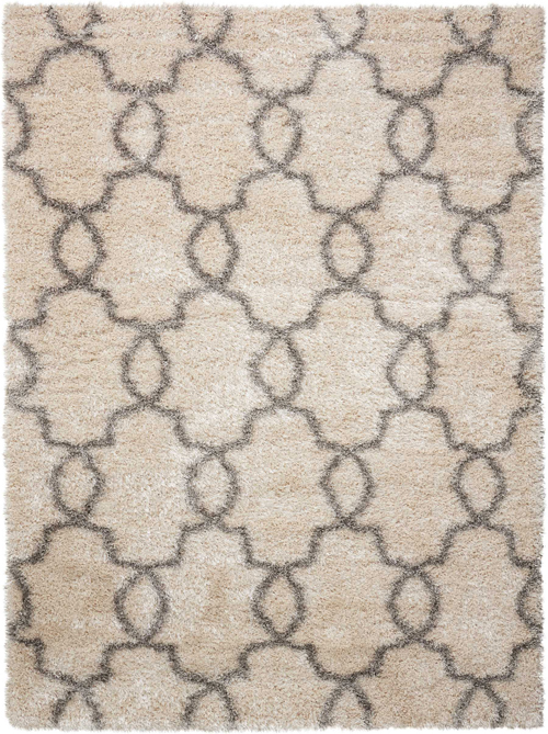 Nourison ESCAPE ESCP2 WHITE SHADES Rug