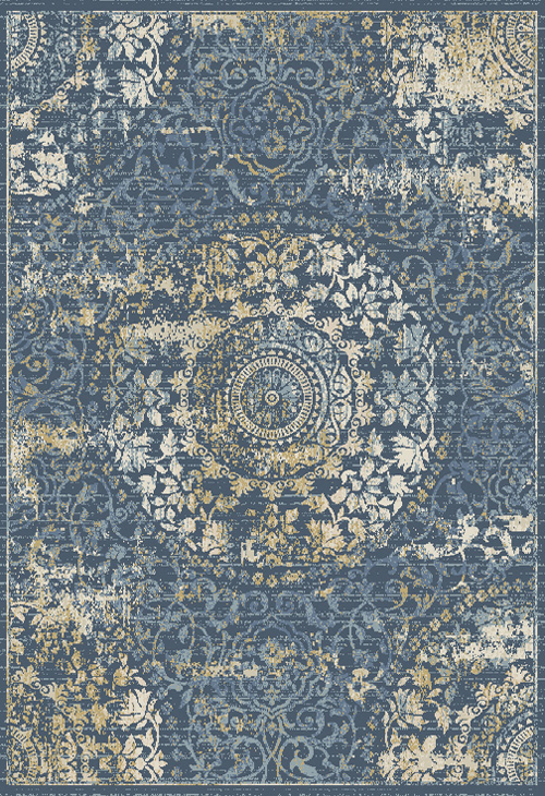 Dynamic ESSENCE 55800 DARK BLUE Rug