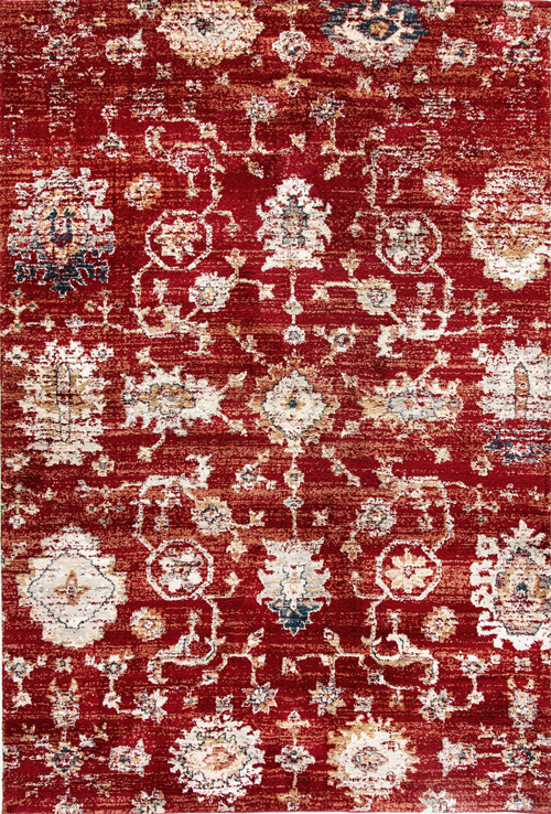 Dynamic EVOLUTION 4771 RUST Rug
