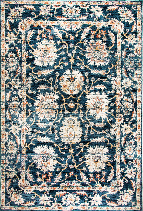Dynamic EVOLUTION 4773 NAVY Rug
