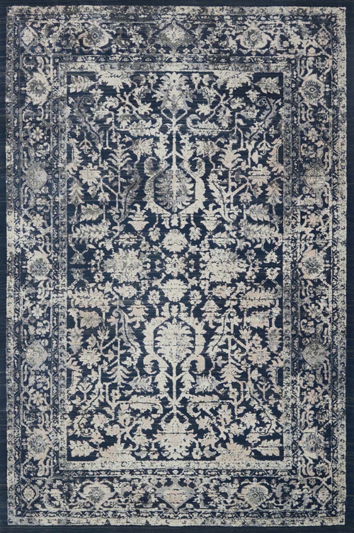 magnolia home everly vy-01 indigo - indigo
