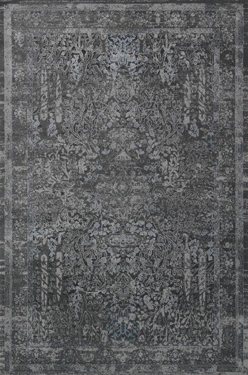 magnolia home everly vy-08 grey - grey