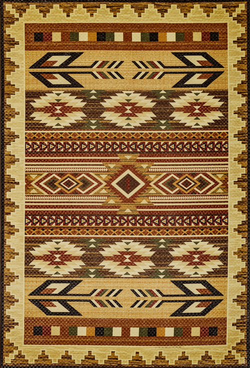 Dynamic FRONTIER 5213 MULTI Rug