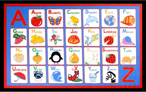Concord Global Fun Time ALPHABET MULTI
