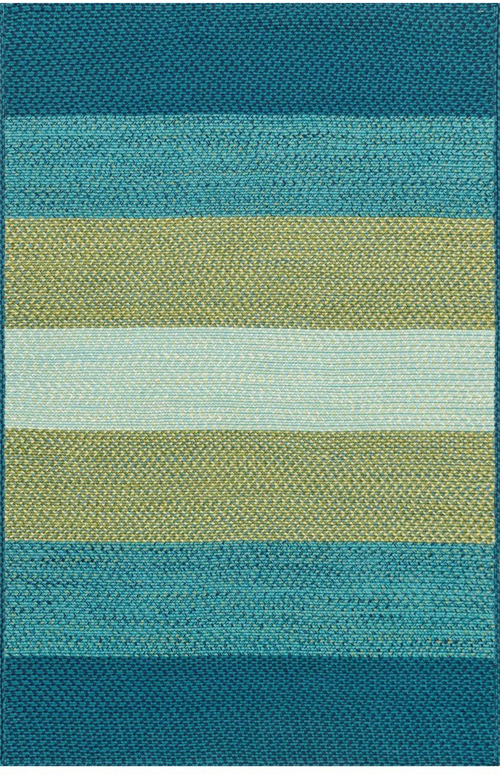 loloi garrett ga-02 blue/green