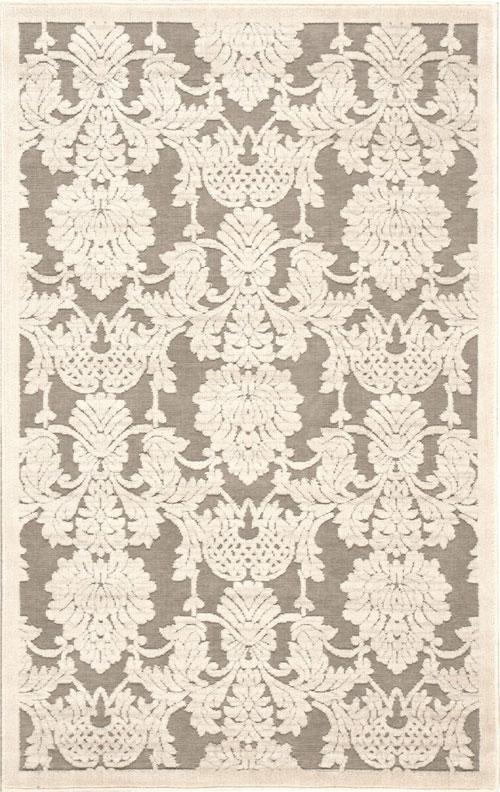 nourison graphic illusions gil03 nickel