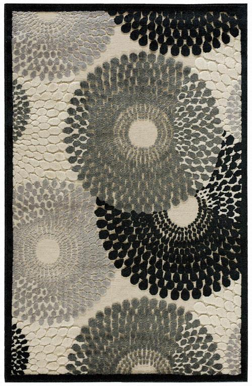 nourison graphic illusions gil04 parchment