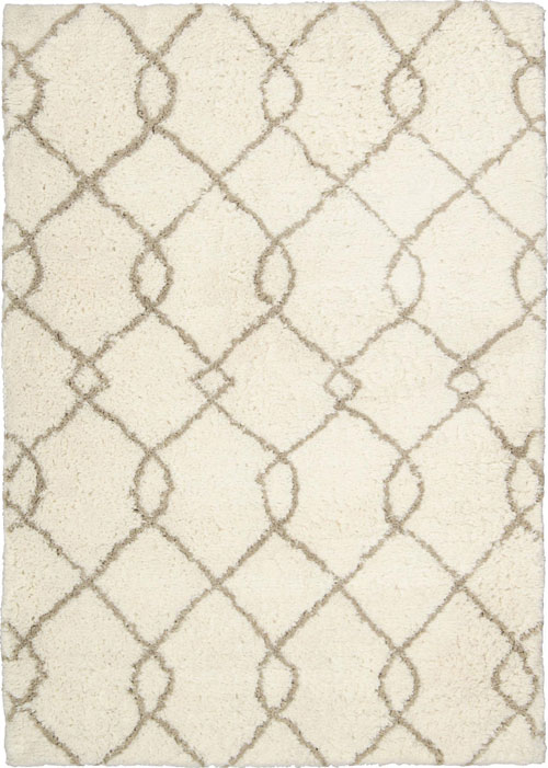 Nourison GALWAY GLW02 IVORY/TAN Rug