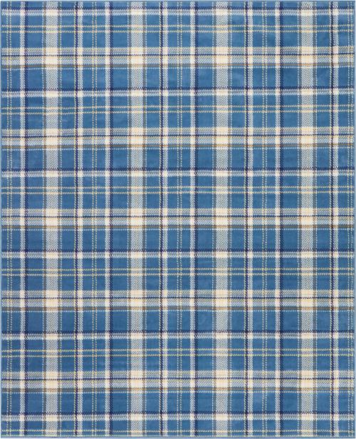nourison grafix grf03 blue