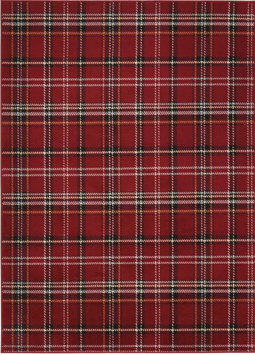 Nourison GRAFIX GRF03 RED Rug