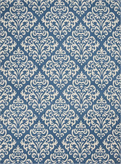 nourison grafix grf06 blue