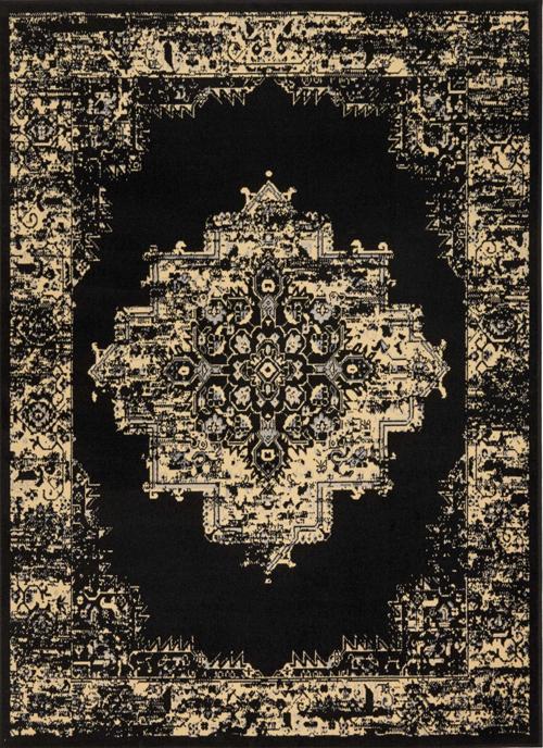 nourison grafix grf14 black