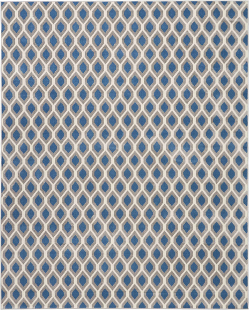 nourison grafix grf22 blue