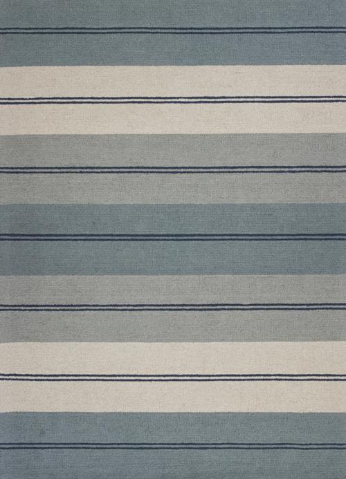 kas gramercy 1604 ivory/blue