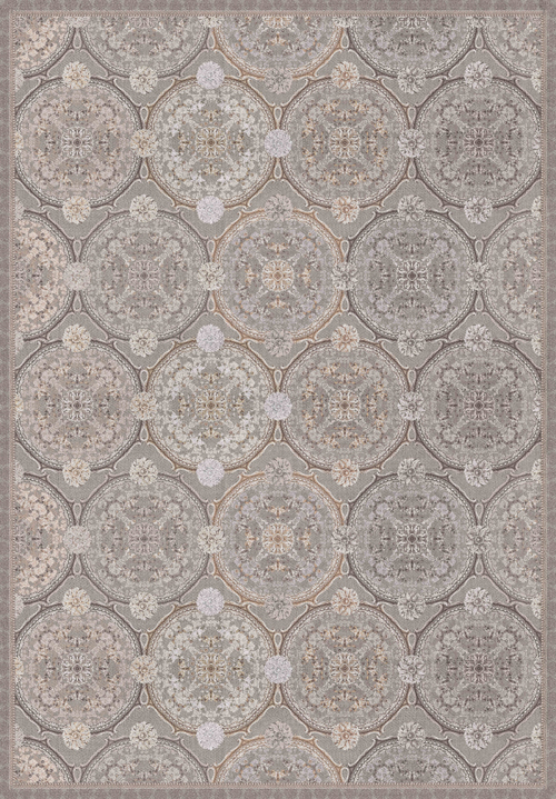 Dynamic ILLUSION 8884 GREY Rug