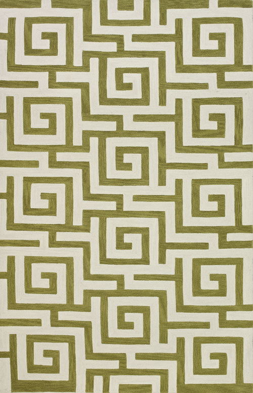 Dalyn Infinity IF1 Citron Rug