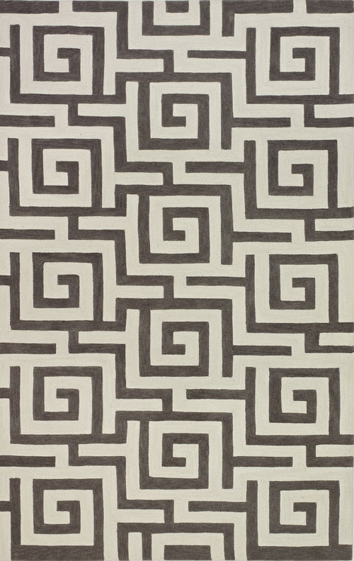 Dalyn Infinity IF1 Pewter Rug