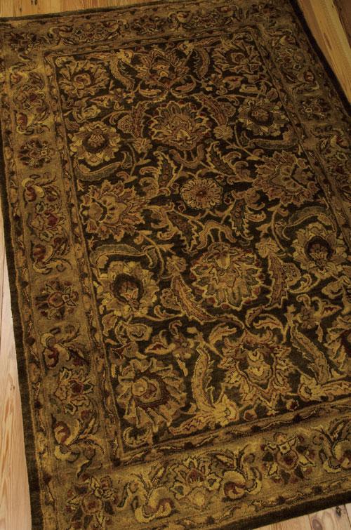 Nourison JAIPUR JA30 BROWN Detail