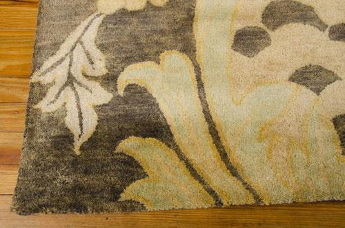 Nourison JAIPUR JA55 MOSS Detail