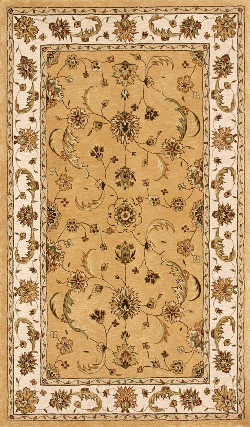 Dynamic JEWEL 70113 GOLD Rug