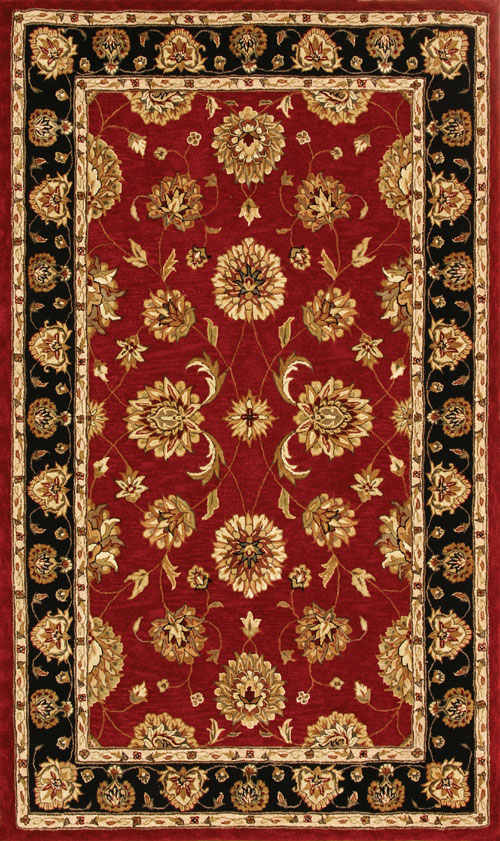 Dynamic JEWEL 70230 RED Rug