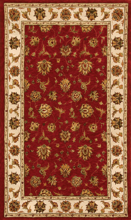 Dynamic JEWEL 70231 RED Rug