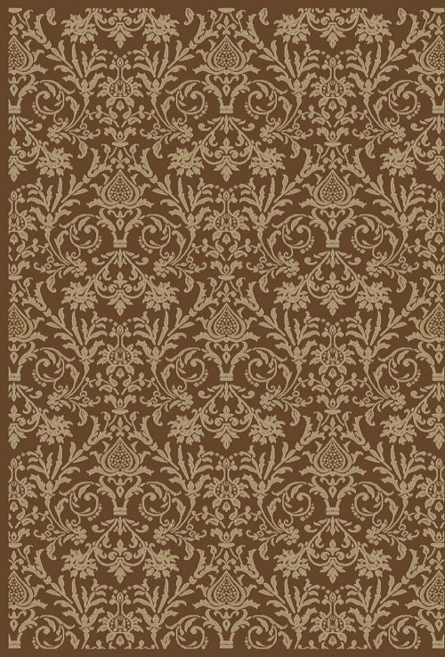 concord global jewel damask brown