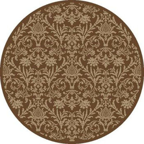 concord global jewel damask brown