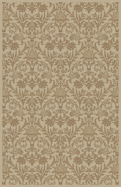 concord global jewel damask ivory