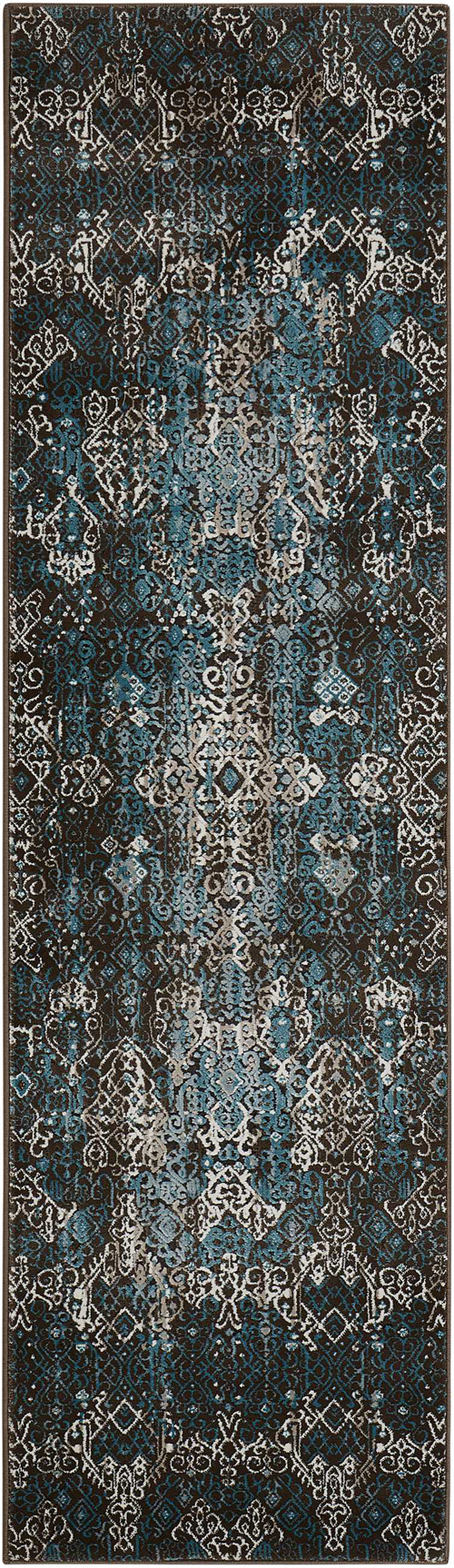 Nourison KARMA KRM04 BLUE