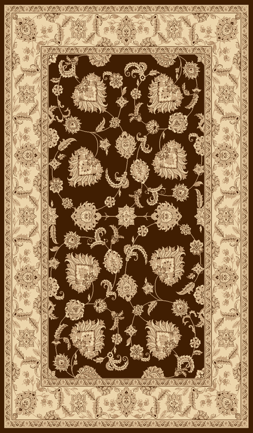 Dynamic LEGACY 58020 BROWN Rug