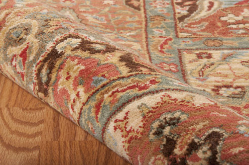 Nourison LIVING TREASURES LI02 MULTICOLOR Detail