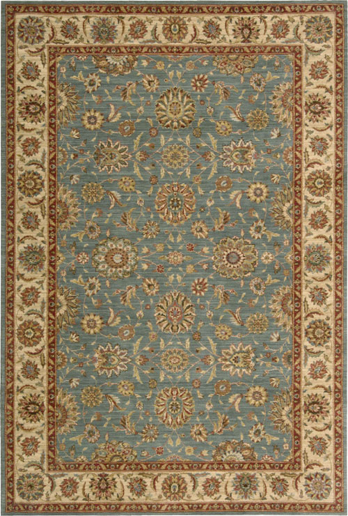 Nourison LIVING TREASURES LI05 AQUA