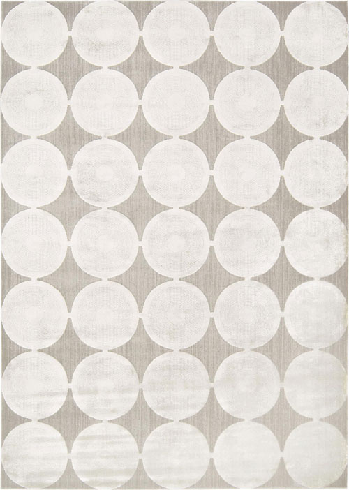 Nourison LUMINANCE LUM02 FEATHER Rug