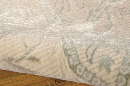 Nourison LUMINANCE LUM07 CREAM Detail