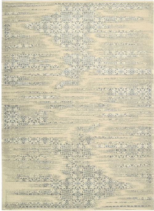 Nourison LUMINANCE LUM09 BONE Rug