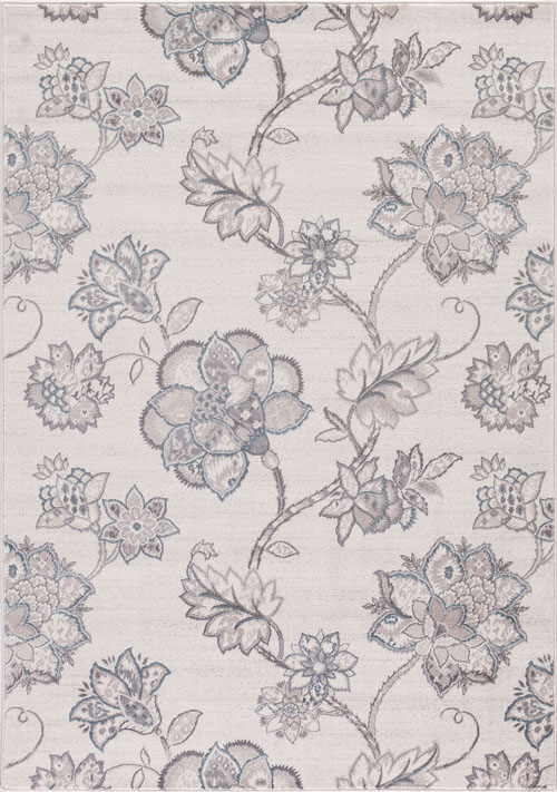 concord global lara floral ivory