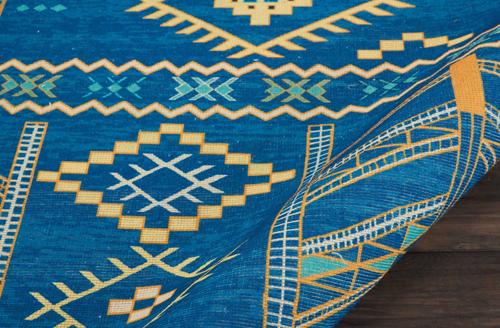 Nourison MADERA MAD05 DENIM Detail